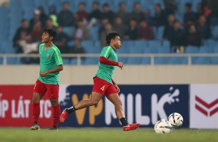 Người hùng Việt Hưng giúp U23 VN hạ U23 Indonesia phút bù giờ - ảnh 30