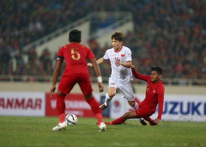 Người hùng Việt Hưng giúp U23 VN hạ U23 Indonesia phút bù giờ - ảnh 22