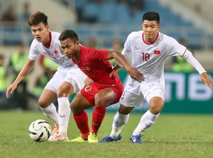 Người hùng Việt Hưng giúp U23 VN hạ U23 Indonesia phút bù giờ - ảnh 17