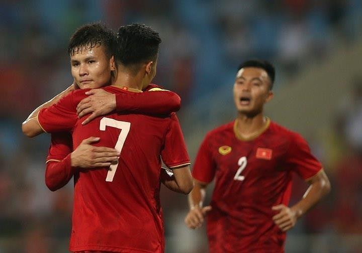 Người hùng Việt Hưng giúp U23 VN hạ U23 Indonesia phút bù giờ - ảnh 34
