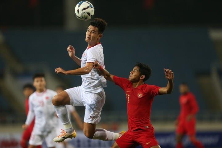 Người hùng Việt Hưng giúp U23 VN hạ U23 Indonesia phút bù giờ - ảnh 15