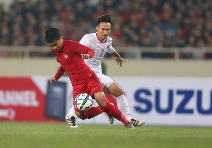 Người hùng Việt Hưng giúp U23 VN hạ U23 Indonesia phút bù giờ - ảnh 5