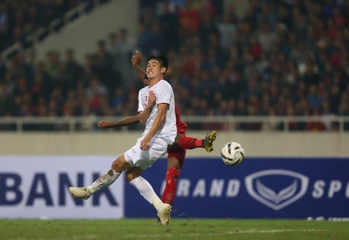 Người hùng Việt Hưng giúp U23 VN hạ U23 Indonesia phút bù giờ - ảnh 10