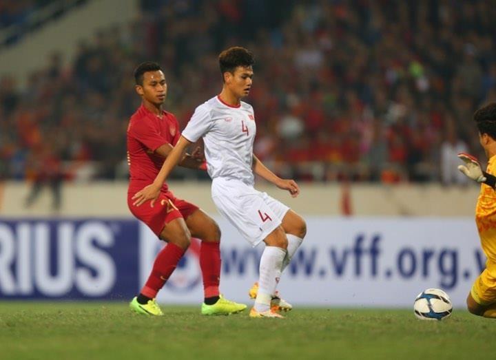 Người hùng Việt Hưng giúp U23 VN hạ U23 Indonesia phút bù giờ - ảnh 12