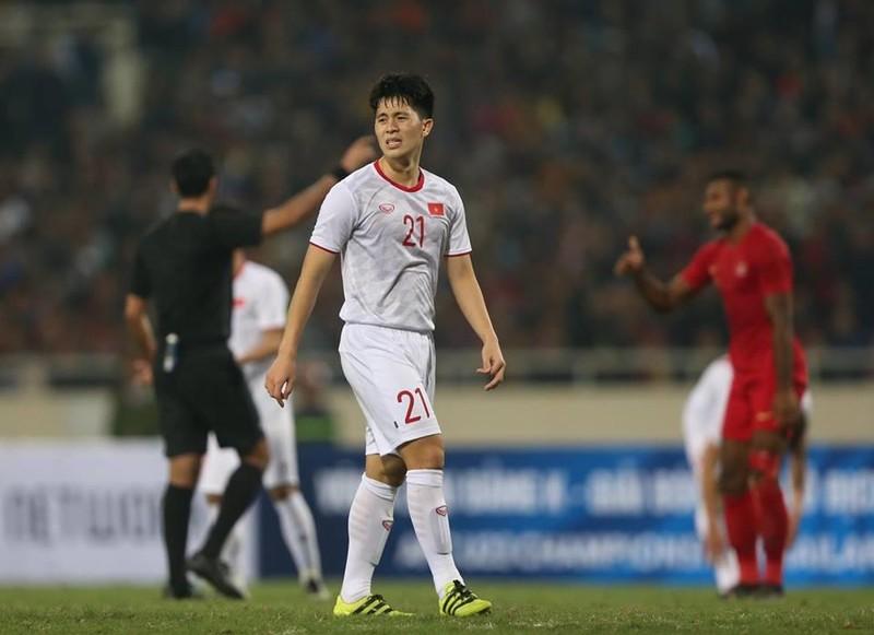 Người hùng Việt Hưng giúp U23 VN hạ U23 Indonesia phút bù giờ - ảnh 14