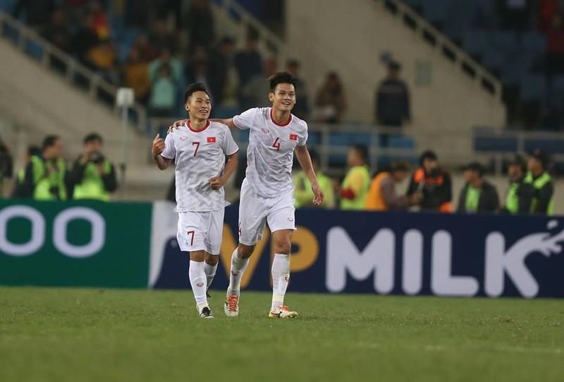 Người hùng Việt Hưng giúp U23 VN hạ U23 Indonesia phút bù giờ - ảnh 3