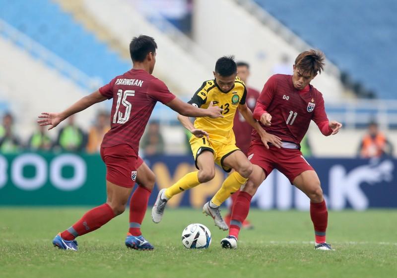 Người hùng Việt Hưng giúp U23 VN hạ U23 Indonesia phút bù giờ - ảnh 33