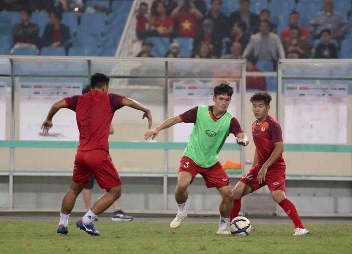 Đè bẹp Thái Lan, U-23 Việt Nam hiên ngang vào VCK U-23 châu Á - ảnh 21