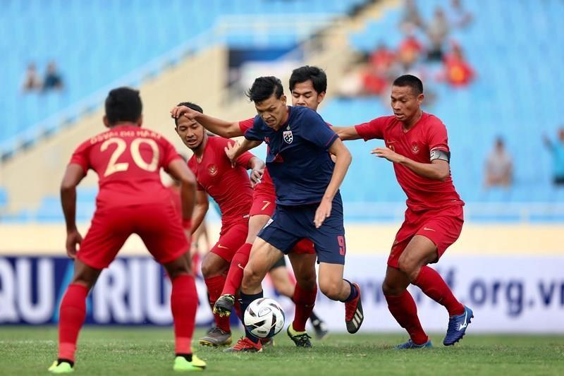 Đè bẹp Thái Lan, U-23 Việt Nam hiên ngang vào VCK U-23 châu Á - ảnh 27