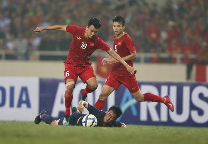 Đè bẹp Thái Lan, U-23 Việt Nam hiên ngang vào VCK U-23 châu Á - ảnh 6