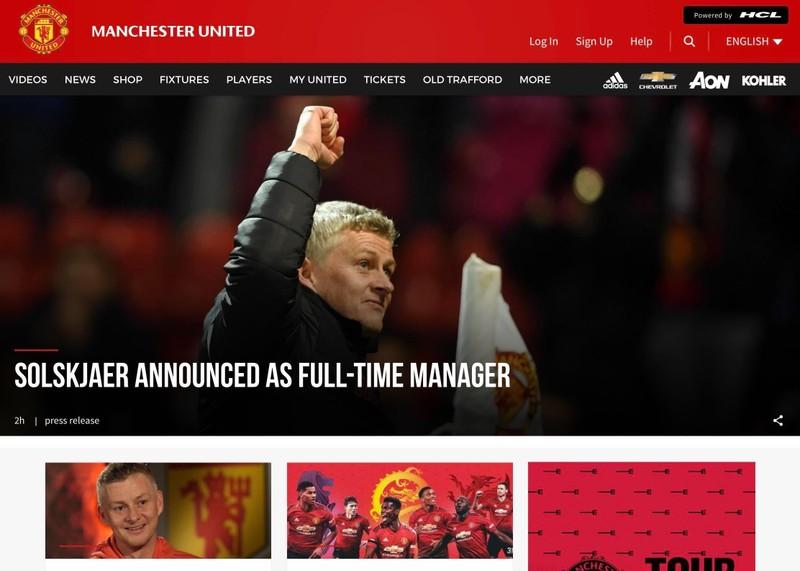 Manchester United chính thức bổ nhiệm HLV trưởng - ảnh 1