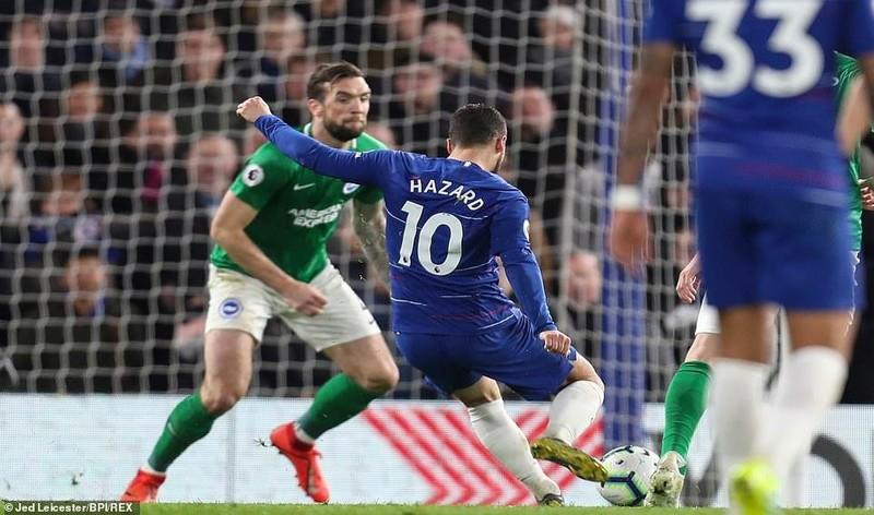 Đánh bại Brighton trên sân nhà, Chelsea vượt mặt MU - ảnh 3