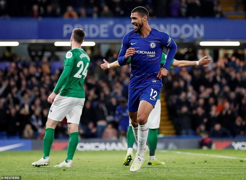 Đánh bại Brighton trên sân nhà, Chelsea vượt mặt MU - ảnh 4