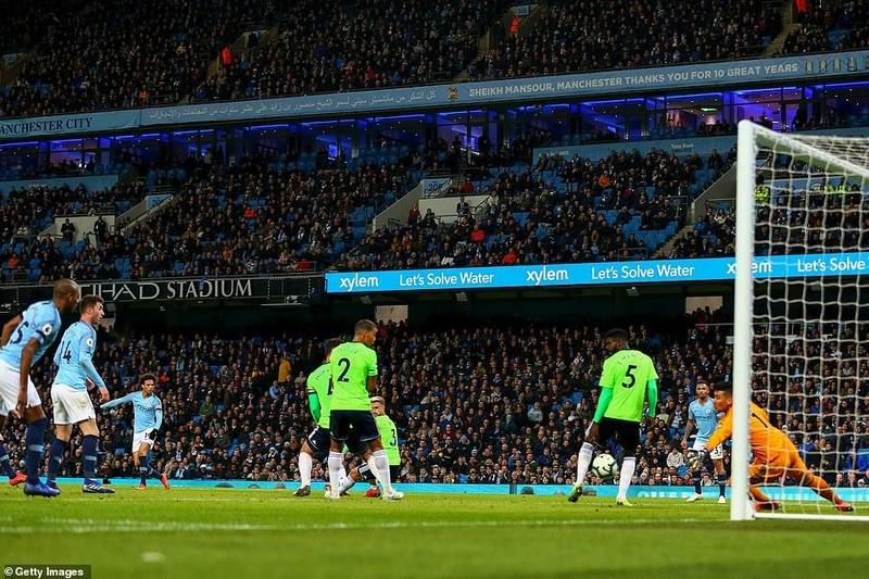 Hạ Cardiff City, Man. City đòi lại ngôi đầu Premier League - ảnh 4