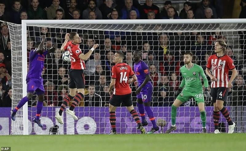 Salah tỏa sáng, Liverpool lội ngược dòng hạ Southampton - ảnh 3