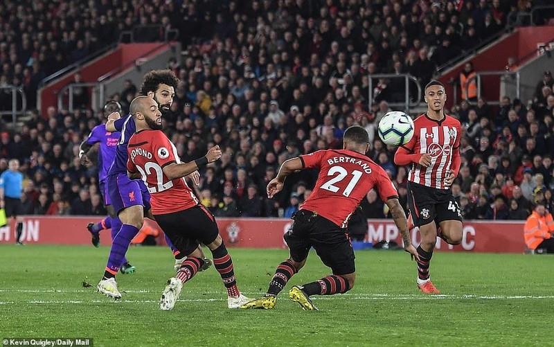 Salah tỏa sáng, Liverpool lội ngược dòng hạ Southampton - ảnh 4
