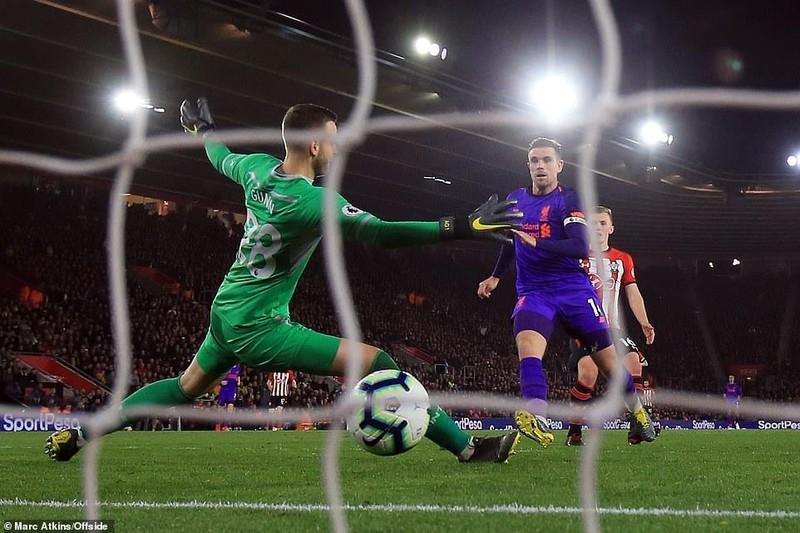 Salah tỏa sáng, Liverpool lội ngược dòng hạ Southampton - ảnh 5