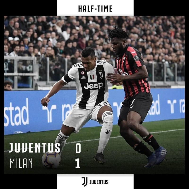 Không Ronaldo, Juventus ngược dòng hạ AC Milan nhờ siêu dự bị - ảnh 2