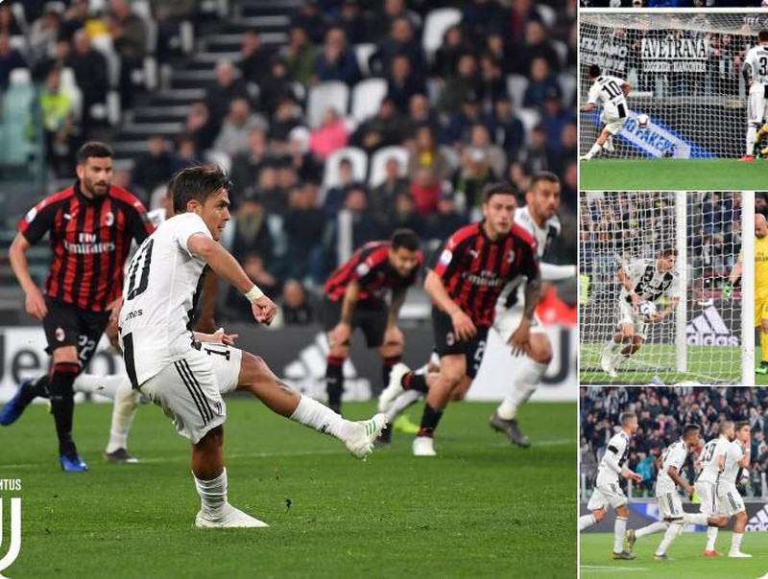 Không Ronaldo, Juventus ngược dòng hạ AC Milan nhờ siêu dự bị - ảnh 3