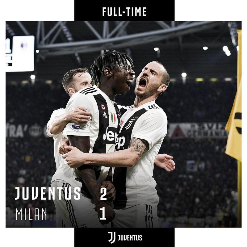 Không Ronaldo, Juventus ngược dòng hạ AC Milan nhờ siêu dự bị - ảnh 4