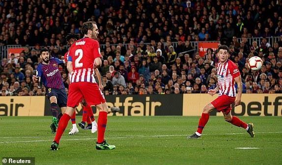 Siêu sao ăn hại, Atletico thua đau phút cuối trước Barcelona - ảnh 6