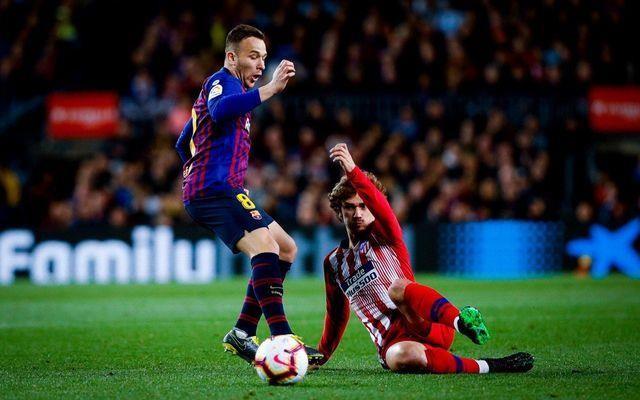 Siêu sao ăn hại, Atletico thua đau phút cuối trước Barcelona - ảnh 5