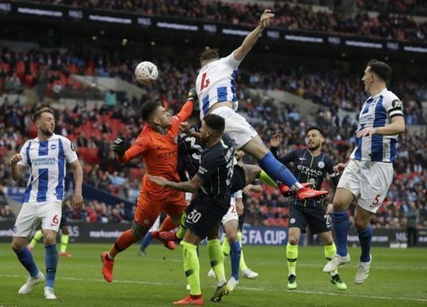 Jesus lập công sớm, Man. City vào chung kết FA Cup - ảnh 4