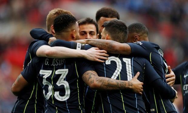 Jesus lập công sớm, Man. City vào chung kết FA Cup - ảnh 5