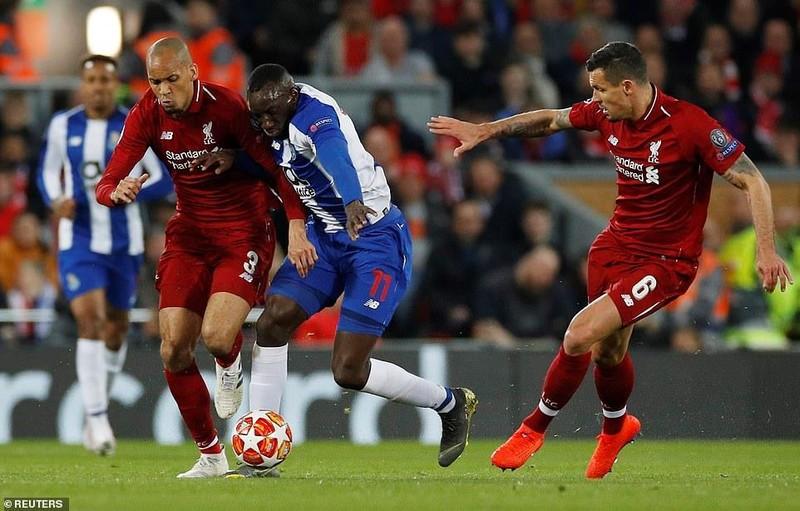 Thắng nhanh Porto, Liverpool đặt một chân vào bán kết - ảnh 1