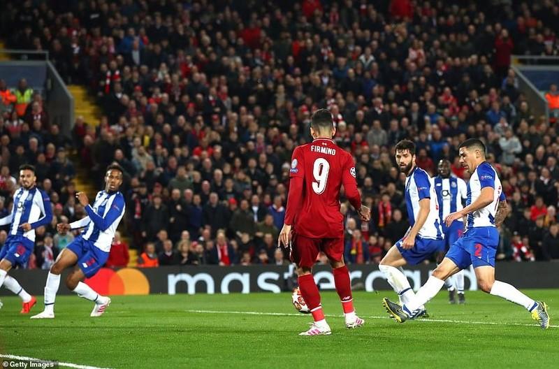 Th U1eafng Nhanh Porto Liverpool U0111 U1eb7t M U1ed9t Ch U00e2n V U00e0o B U00e1n K U1ebft