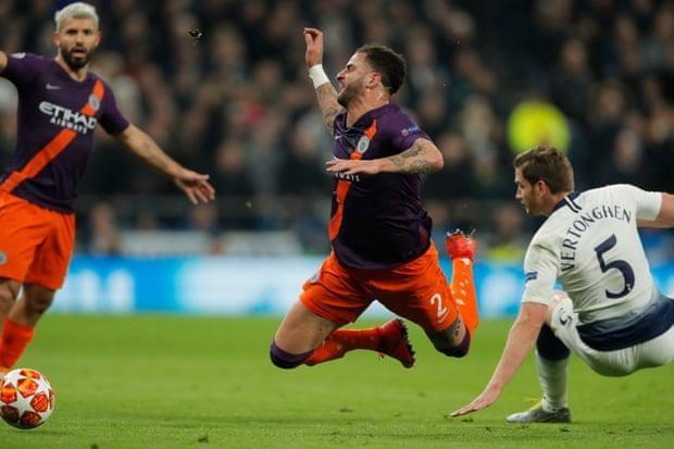 Aguero đá hỏng 11m, Man City 'ôm hận' trước Tottenham - ảnh 1