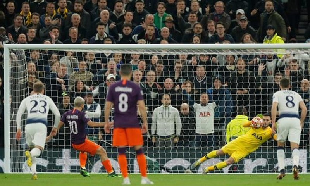 Aguero đá hỏng 11m, Man City 'ôm hận' trước Tottenham - ảnh 3