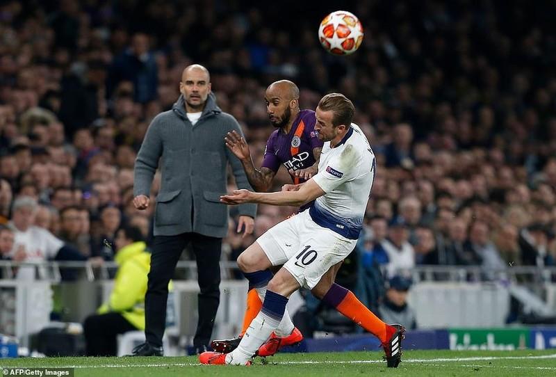 Aguero đá hỏng 11m, Man City 'ôm hận' trước Tottenham - ảnh 4