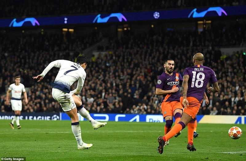 Aguero đá hỏng 11m, Man City 'ôm hận' trước Tottenham - ảnh 5