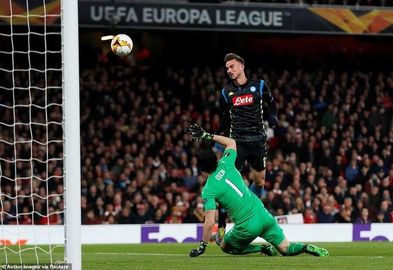 Arsenal 'xử gọn' Napoli trong hiệp một, Chelsea thắng chật vật - ảnh 4