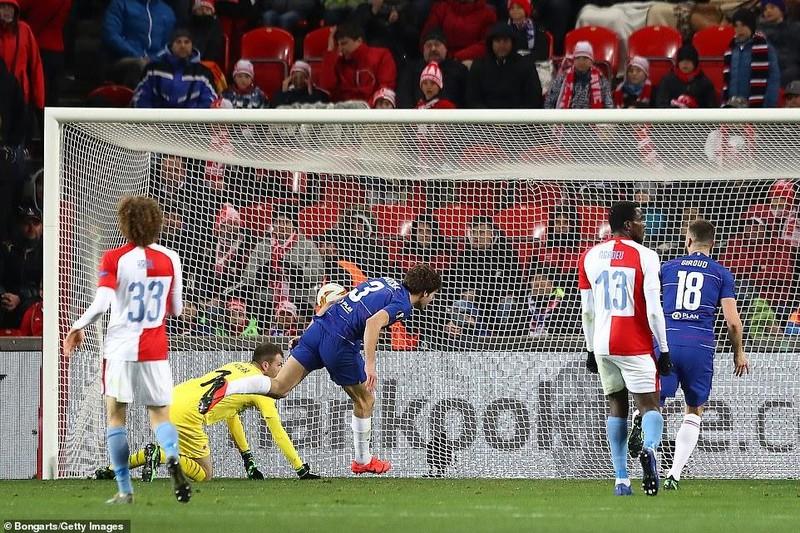 Arsenal 'xử gọn' Napoli trong hiệp một, Chelsea thắng chật vật - ảnh 5