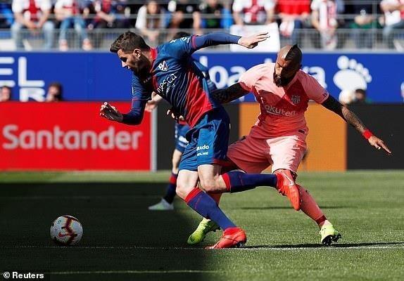 Dành sức cho MU, Barcelona bị đội chót bảng cầm chân - ảnh 4