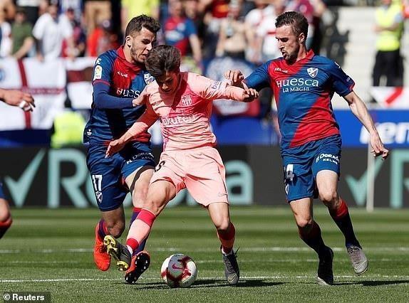 Dành sức cho MU, Barcelona bị đội chót bảng cầm chân - ảnh 3