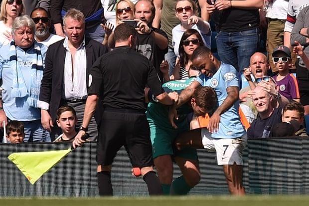 Đánh bại Tottenham, Man. City đòi lại ngôi đầu - ảnh 4