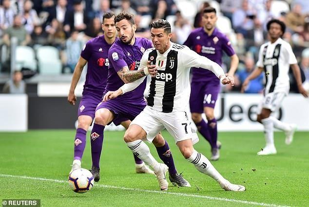 Juventus vô địch Serie A lần thứ 8 liên tiếp - ảnh 1