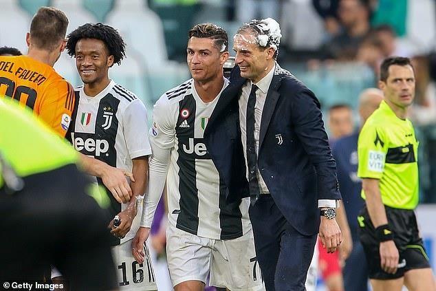 Juventus vô địch Serie A lần thứ 8 liên tiếp - ảnh 6