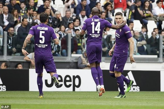 Juventus vô địch Serie A lần thứ 8 liên tiếp - ảnh 2
