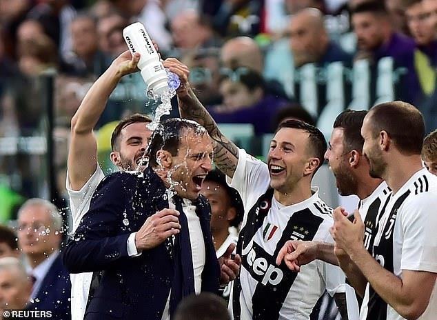 Juventus vô địch Serie A lần thứ 8 liên tiếp - ảnh 7