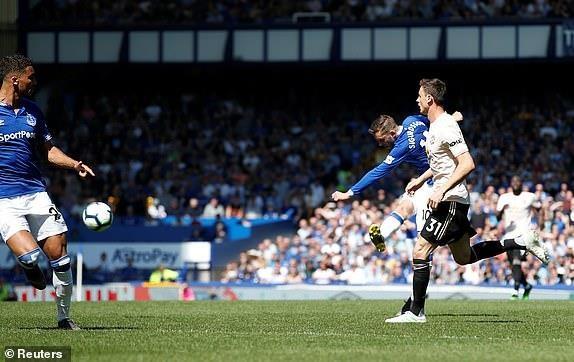 Thua tan nát Everton, MU rời xa Top 4 Premier League - ảnh 3