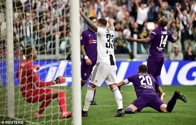 Juventus vô địch Serie A lần thứ 8 liên tiếp - ảnh 4