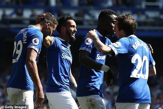 Thua tan nát Everton, MU rời xa Top 4 Premier League - ảnh 5