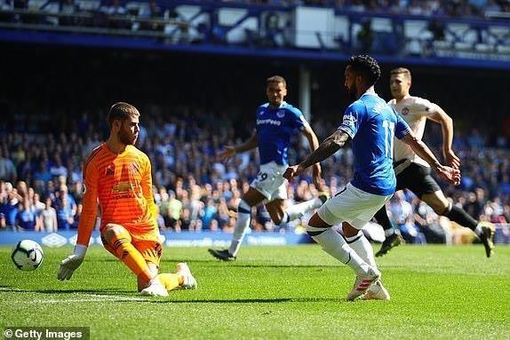 Thua tan nát Everton, MU rời xa Top 4 Premier League - ảnh 4