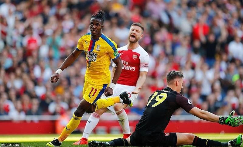 Arsenal thua sốc Crystal Palace ngay tại Emirates - ảnh 4