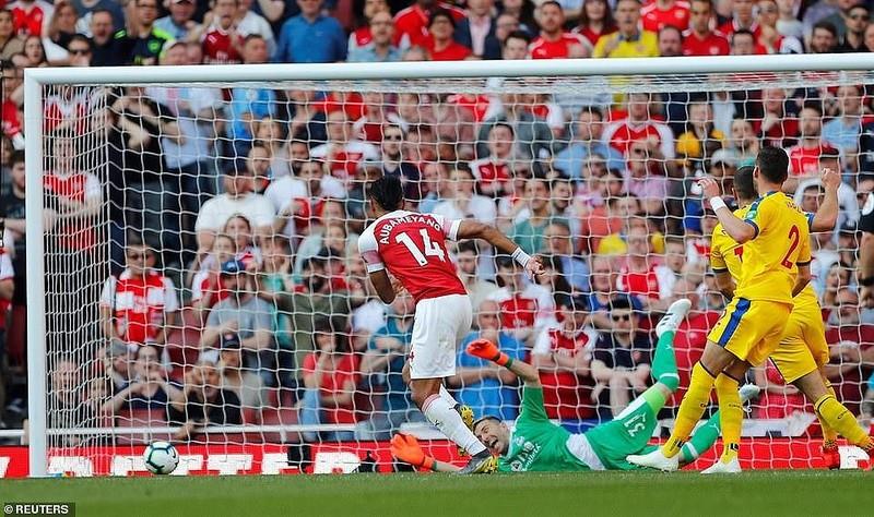 Arsenal thua sốc Crystal Palace ngay tại Emirates - ảnh 6