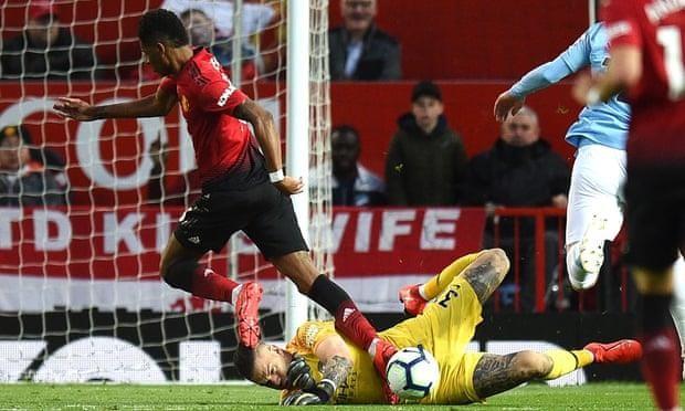Thắng thuyết phục MU, Man City đòi lại ngôi đầu Premier League - ảnh 3